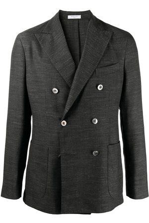 Boglioli Double-breasted blazer - Grey