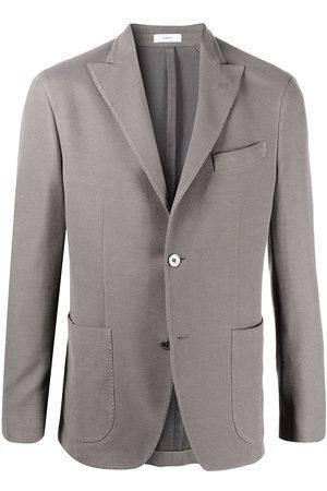 Boglioli Tailored fitted blazer - Grey
