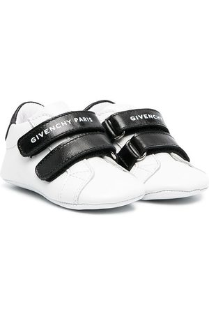 Givenchy Leather touch-strap trainers