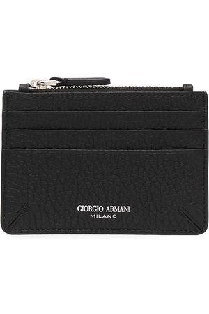 Armani Zipped cardholder