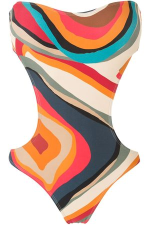 Lygia & Nanny Taylor printed swimsuit - Multicolour