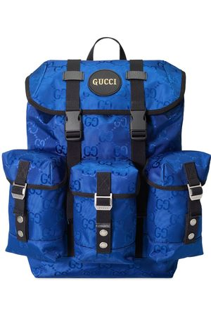 Gucci Rucksacks - Off The Grid GG multi-pocket backpack
