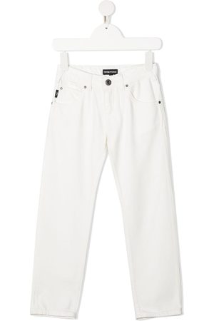 Emporio Armani Straight-leg jeans