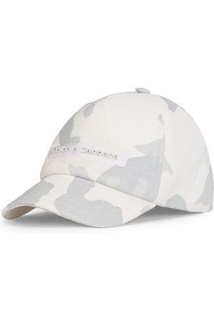 Dolce & Gabbana Camouflage-print baseball cap