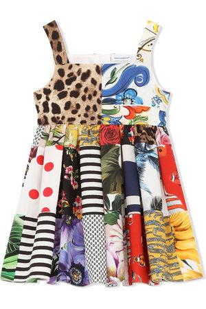 Dolce & Gabbana Graphic-print dress