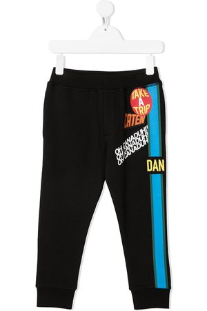 Dsquared2 Graphic-print track pants