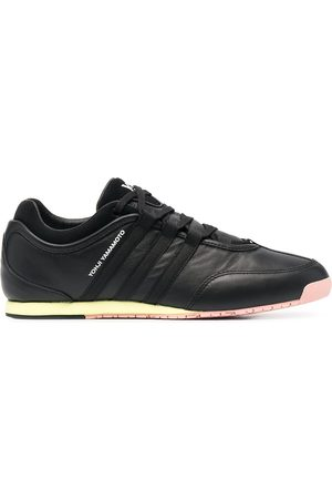 Y-3 X adidas Boxing leather sneakers