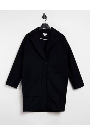 Topshop Tailored coat in