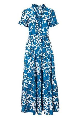 La DoubleJ Long and Sassy Dress