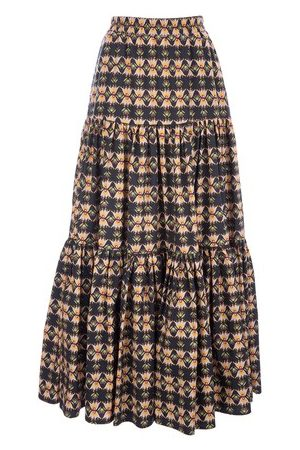La DoubleJ Women Printed Skirts - Big Printed Skirt