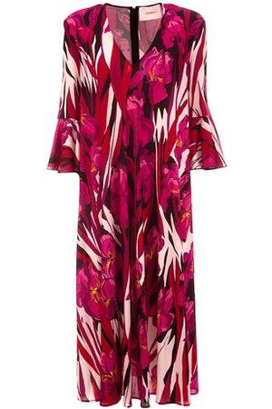 La DoubleJ Women Midi Dresses - 9 To 5 Dress