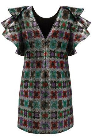 La DoubleJ Women Party Dresses - Flame Mini Dress