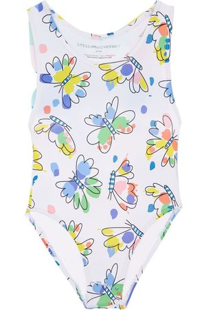 Stella McCartney Butterflies Recycled One Piece Swimsuit