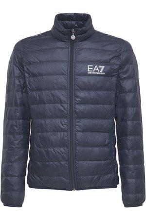 EA7 Train Core Packable Light Down Jacket