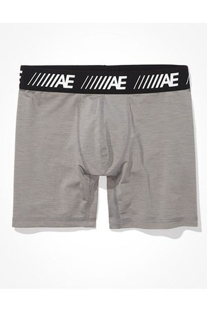 """American Eagle Outfitters O 6"""" Cooling Boxer Brief Men's XS"""