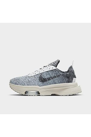 Nike Women's Air Zoom-Type Recycled Felt Running Shoes in Grey/White Size 7.0