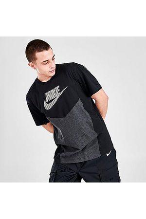 Nike Men's Sportswear Hybrid T-Shirt Size Small