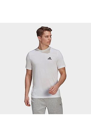 adidas Men's AEROREADY Designed 2 Move Feelready Sport T-Shirt in / Size Small Cotton/Polyester/Jersey