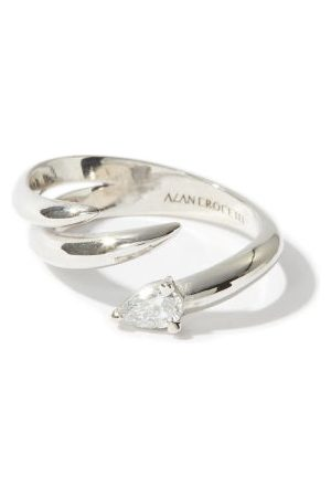 ALAN CROCETTI Shard Diamond & 18kt - Ring - Mens