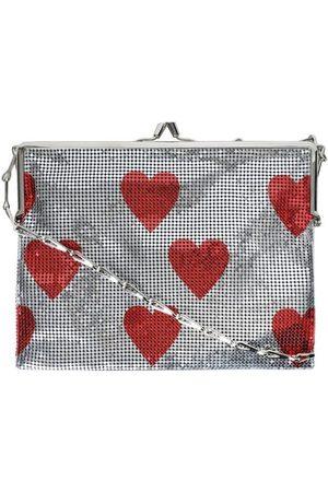 Paco rabanne Heart Pixel Frame 1969 Evening Bag