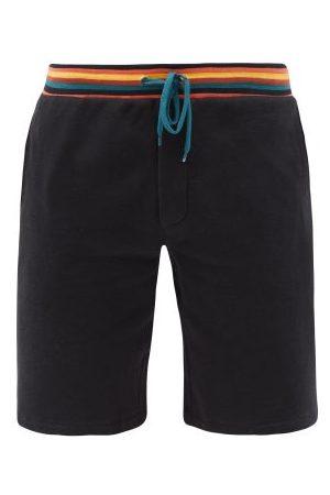 Paul Smith Men Pajamas - Artist-stripe Cotton-jersey Pyjama Shorts - Mens