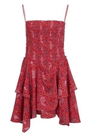 Isabel Marant Anka mini dress