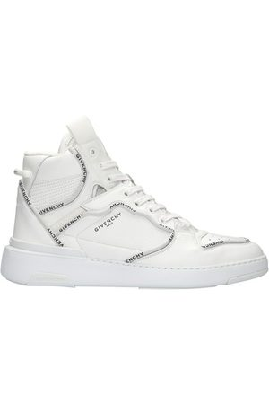 Givenchy Logo high-top sneakers