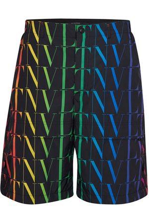 VALENTINO VLTN bermuda shorts