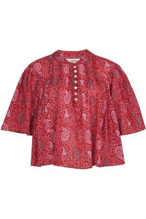 Isabel Marant Women Blouses - Algari blouse