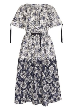 Moncler Floral dress