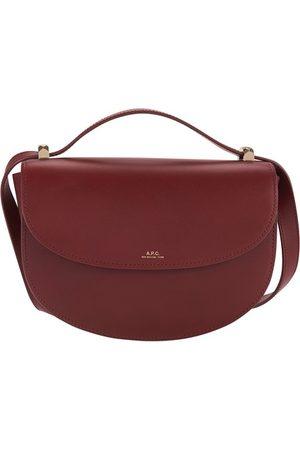 A.P.C. Women Purses - Leather Geneve shoulder bag