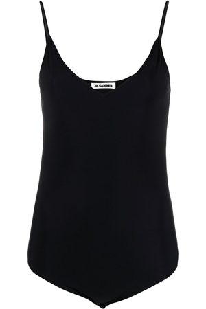 Jil Sander V-neck sleeveless bodysuit