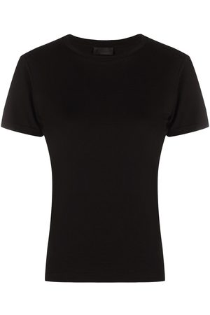 Moncler Rear-stripe slim-fit T-shirt