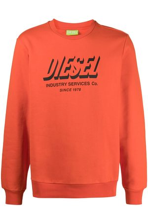 Diesel Green Label logo-print sweatshirt