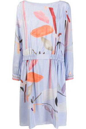 Emporio Armani Printed shift dress