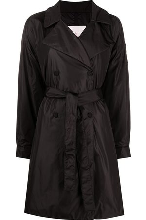 Moncler Padded mid-length belted trench coat