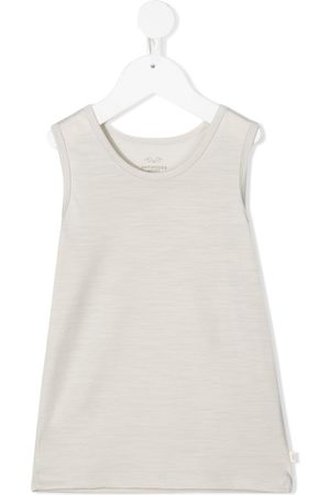 KNOT Interior sleeveless top - Neutrals
