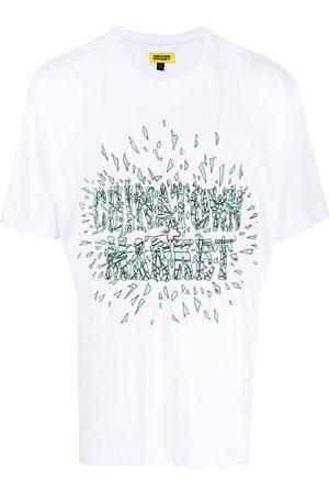 Chinatown Market Shattered CTM cotton T-shirt