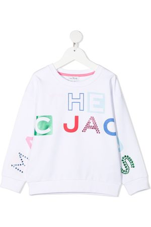 The Marc Jacobs All-over logo print sweatshirt