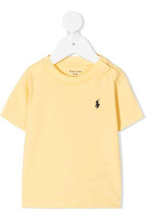 Ralph Lauren T-shirts - Logo-embroidered T-shirt