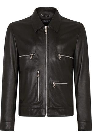 Dolce & Gabbana Zipped shirt jacket