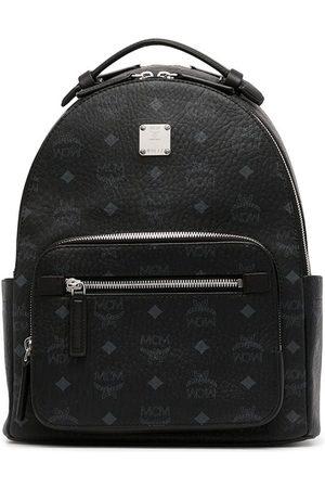 MCM Stark monogram backpack