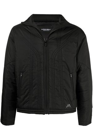 A-cold-wall* Men Puffer Jackets - Front zip padded jacket