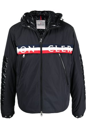 Moncler Men Puffer Jackets - Olargues down-padded jacket