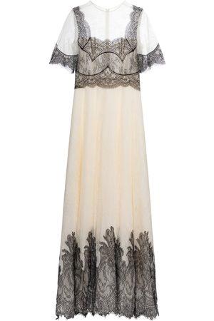 Costarellos Avina lace gown