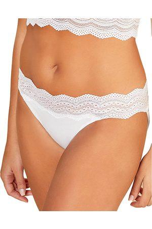 Cosabella Ceylon Lace Trim Low Rise Bikini