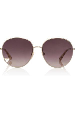 Chloé Women Round - Aimée round sunglasses