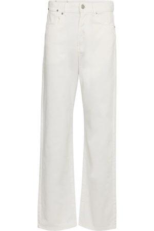 DRIES VAN NOTEN Mid-rise straight jeans