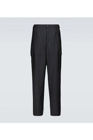 Loewe Cargo pocket wool pants