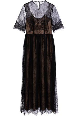 Costarellos Kellica lace gown